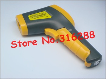 Non-Contact Laser Infrared Digital IR Thermometer LCD with Back Light -42~480 degrees + Free Shipping ,Wholesale