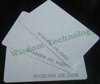 Free Shipping 100PCS/Lot Smart Card Proximity Card RFID 125KHZ EM4100/4102