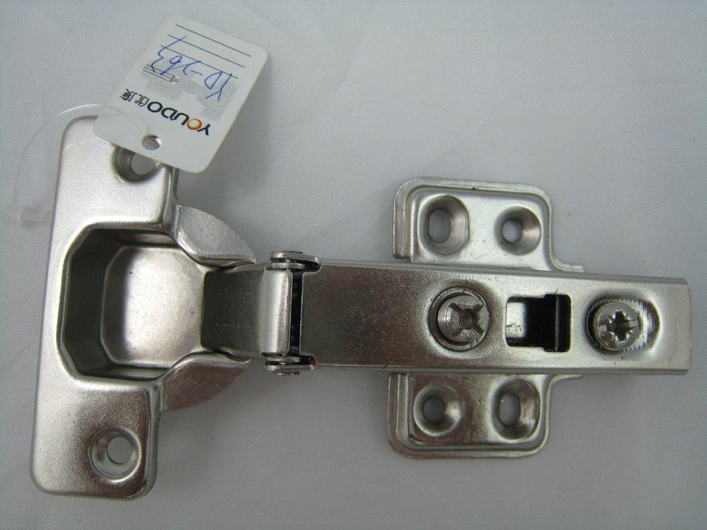YD-263 Full overlay YOUDO BRAND IRON CABINET HINGE(China (Mainland))