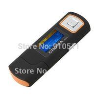Free Shipping!!! 8GB MP3 Player USB Flash Driver Design FM+Ebook+Voice Recorder