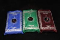 10pcs /lots  muslim islamic Pocket compass  prayer   mat with compass and Qibla finder free