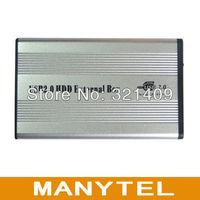 "USB 2.0 Enclosure Case for SATA 2.5"" HDD Hard Disk Drive"