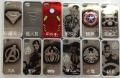 86 hero plating case for iphone4 4s ,superman batman cover for iphone 4 4s 10pcs/lot