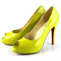 new arrive  2012 hot selling  fashion 12cm  High-heeled  women   shoes    wedding fish mouth shoes   shoes