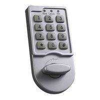 Zinc keypad Electronic lock with handle