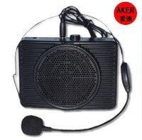 Free shipping!!16W Brand AKER-2300 Waistband Portable PA Voice Amplifier Speaker