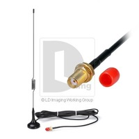 New Nagoya NA-UT102 SMA-Female Dual Band UHF/VHF Mobile Antenna Free Shipping