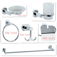 Free shipping!zinc bathroom accessories set,bathroom hardware set,bath set