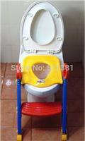 Promotion 1pcs Toilet Training Seat Potties Children Toilet Training Ladder Bambino