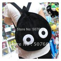 "20pcs/lot 13"" Totoro Plush Backpack, Children School Backpack Bags,Stuffed Plush Doll Toy Bags,School Bag"
