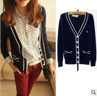 Hot sell !!!! New 2013 high quality sweater/cardigan women cardigans heart sweater for women sweatshirt  free size