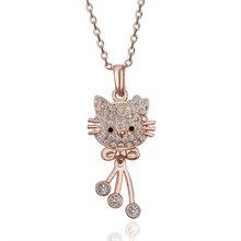 popular hello kitty necklace