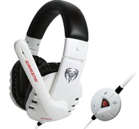 Free shipping!!Somic 7.1 Surround Sound USB Gaming Stereo Headphone Earphone Headset G927 White
