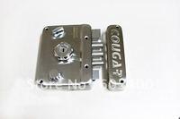 H2033 stainless steel door lock anti-theft lock door lock stainless steel outer lock + FREE SHIPPING