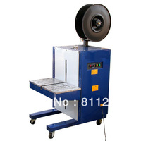 Semi-automatic strapping machine,food tension package,side strap banding sealer,plastic bander, carton band,semi-automatic