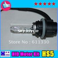 Discounts!HS5 Motorcycle Light Kit HS5 6000K motor headlight [1 ballast +1 bulb / kit] ID175778