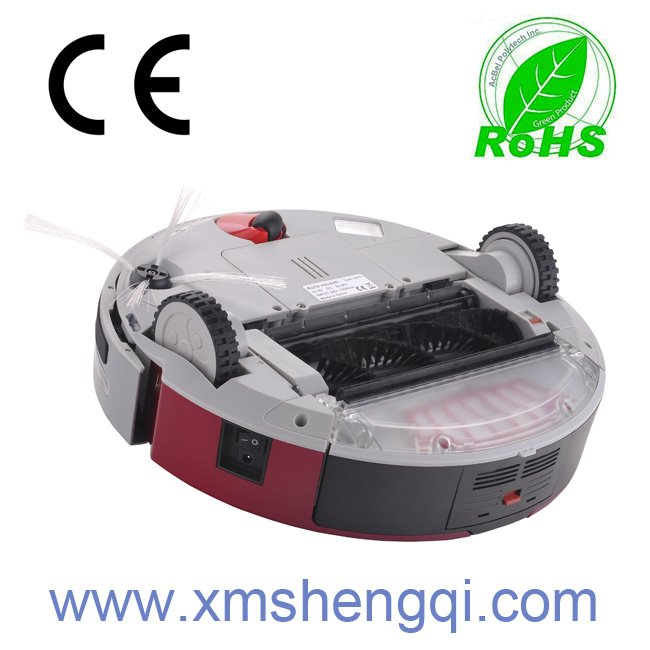 (Free Shipping) 4 in1 Multifunctional Large Battery Intelligent Robot Vacuum cleaner