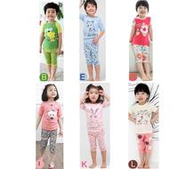 3 model home clothes children suit