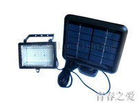 54LED Indoor solar flood light system for Werehouse Corridor or emergency using Outdoor solar lamps