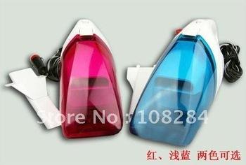 Wholesale - 12V Mini Portable Handheld High-Power Car Vacuum Cleaner DC12V 60W free shipping