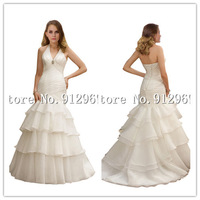 Sheath Wedding Dress With Short Sleeves Satin Pleat Bridal Gown