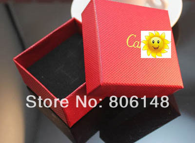 Free shipping!fashion jewellery,carrying cases/ gift boxes/jewelry packing&display/earring/ring/necklace cases 7*7*3.5 JB-J015(China (Mainland))