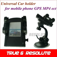 Free Shipping  Universal Car Holder for Mobile Phone  to Put On the Windshield Fix the Car  for 4'' to 7 ''