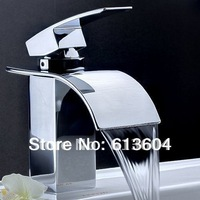 2014 taps banheiro torneiras bathrom faucet circle bathroom waterfall basin faucet without pop-up drain kitchen & bath store