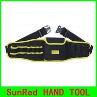 SunRed BESTIR 14-POCKET TOOL POUCH,WAIST BAG,universal tools bag, oxford composite material,NO.05149,wholesale and retail