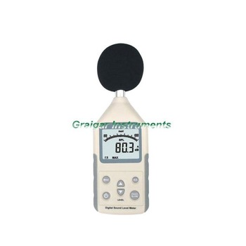 Multifunctional Sound level tester, Digital Sound level meter Smart sensor AR814, Free shipping of Fedex, EMS, DHL