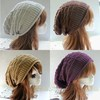 New Autumn Winter Knitting Wool Hat for Women Caps Lady Beanie Knitted Hats Caps, Free Shipping 80039
