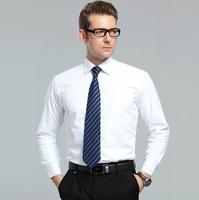 business dress slim Fit  shirt men  long  sleeve Twill  brand   camisa  shirts   formal  T30028 XS S M L  XL  XXL
