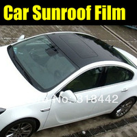 air free bubbles car sunroof vinyl sticker with free shipping 1.35*15m