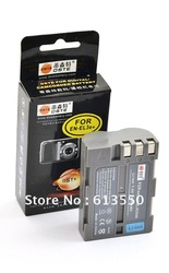 DSTE Camera Battery EN-EL3E ENEL3E For NIKON D30,D50,D70,D90,D70S,D80, D100, D200, D700 Camera(China (Mainland))