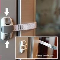 Free Shipping Child Safety Adjustable Multifunctional Drawer Lock