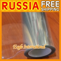 Transparent Car Body Protective Paint Vinyl Film Russian Free Shipping 1.5m x 15m Three Layers