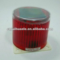 whole sales solar warning light