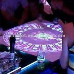 All-in-one Interactive projection bar/table game for night bar, club, entertainment(China (Mainland))