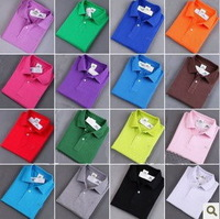 Fashion *Polo Style* Men's Women's Lycra Cotton 100% Fashion Shirt Shirts Tshirt T-shirt All Size 3 - 10 lable is made in Peru