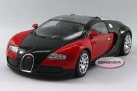 Free shipping 2014 new 1:24 Bugatti Veyron edition alloy model car /kids hot toys,children toy Christmas gift car electronics