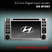 CS-HY007 CAR DVD PLAYER WITHOUT GPS FOR HYUNDAI SANTA FE 2006-2012
