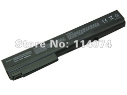 High quality 8-cell 4400mAh Laptop battery for HP nx8220 nx8200 nx9420 8510w 8510p 8710p,361909-001 395794-741 HSTNN-I03C(China (Mainland))