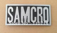 """Sons of Anarchy SAMCRO {LETTER-BUCKLE} Biker Road-Gear """"SOA"""" Metal Belt Buckle SW-B210.Free shipping"""