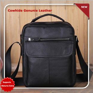 2013 discounts fashion genuine leather messenger bags men bolsas shoulder bag,designers vintage handbag business bag for school