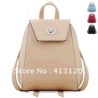 Promotion Free Shipping Good Quality Elegant Women Academism Backpack Shoulderbag