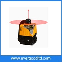 LS503 Small Rotary Laser Level Green LED Rotary Laser Free Shipping Laser wavelength 650nm