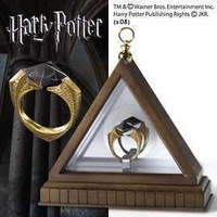 Harry Potter  Horcrux ring HP fans gifts fashion jewelry men ring