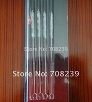 Free shipping stainless steel cleaning brush(bottle brush)