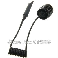 Free shipping  Remote Pressure Tail cap Switch with wire For Ultrafire 501 series Flashlight