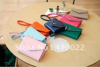 Free Shipping New PU Crown Smart Pouch Leather mobile phone case pu wallet purse Retail